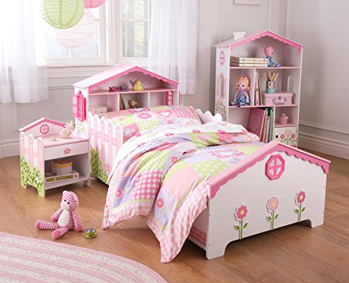 KidKraft Dollhouse Toddler Bed