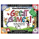 Great Games: Old and New, Indoor, Outdoor, Ball, Board, Card & Word (Williamson Kids Can! Series)