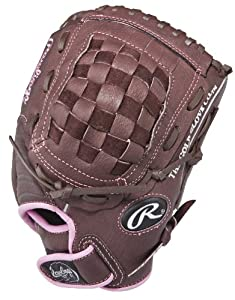 Rawlings Fastpitch Series 10.5-inch Infield Fastpitch Glove, Right-Hand Throw (FP105)