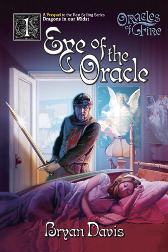 Cover of Eye of the Oracle (Oracles of Fire, Book 1)