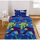 Childrens/Kids Boys Transformers Quilt/Duvet Cover Bedding Set