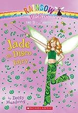 Dance Fairies #2: Jade the Disco Fairy: A Rainbow Magic Book