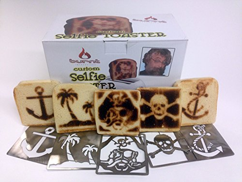 Selfie Toaster Pirate Bundle (Burnt Toaster compare prices)