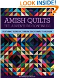 Amish Quilts - The Adventure Continues: Featuring 21 Projects from Traditional to Modern