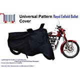 Dios® Premium Quality Bike Cover For Royal Enfiled Bullet 350cc , Royal Enfield Bullet Classic 500 Cc, Royal Enfield...