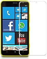 kwmobile Protection écran en Verre Trempé Nokia Lumia 1320 transparent. Qualité supérieure