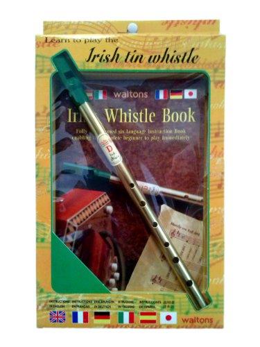 Waltons Irish Tin Whistle Value Pack (Walton Irish Whistle compare prices)