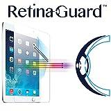 RetinaGuard iPad Air/Air2 ブルーライト90%カット強化ガラスフィルム