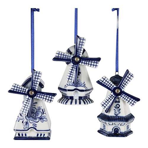 kurt-adler-porcelain-delft-blue-windmill-ornament-set-of-3
