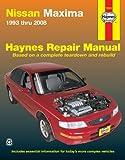 img - for Nissan Maxima 1993 thru 2008 (Haynes Automotive Repair Manual) book / textbook / text book