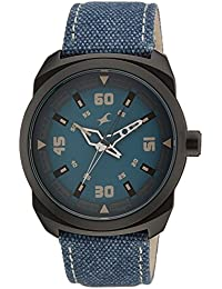 fastrack watches buy fastrack watches for men women online at fastrack ots explorer analog blue dial men s watch 9463al07j