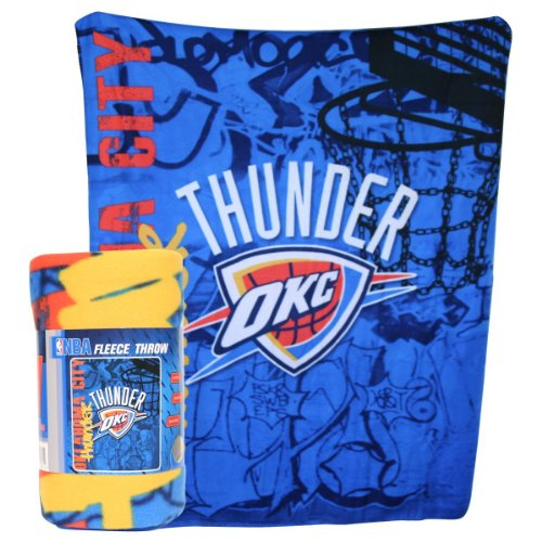 Okc Thunder Bedroom Decor: Oklahoma City Thunder Bedding, Thunder Bedding