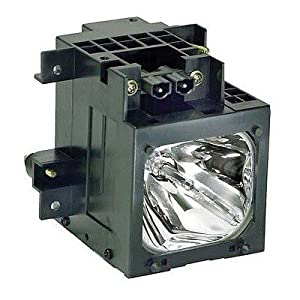 XL-2100 - Lamp With Housing For Sony KF-50WE610, KDF-50WE655, KDF-42WE655, KF-60WE610, KF-42WE610, KDF-70XBR950, KF-50WE620, KDF-60XBR950, KF-42WE620, KF-42SX300 TV's by Met-Light