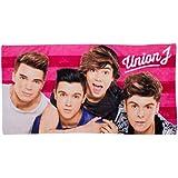 Union J Boyz Beach Towel
