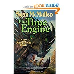 The Time Engine: The Fourth Book of the Moonworlds Saga by Sean McMullen