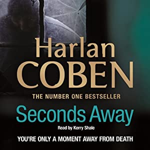Seconds Away: A Mickey Bolitar Novel, Book 2 | [Harlan Coben]