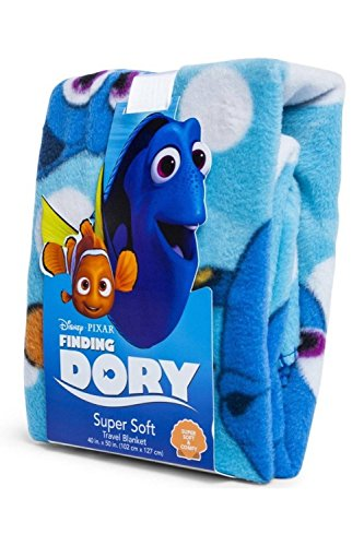 Disney Pixar finding Dory Nemo Super Soft Travel Blanket (This Old House Episodes compare prices)