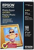 EPSON Foto Papier glänzend 100x150mm 100 Blatt