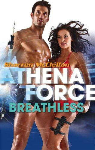 Image of Breathless (Athena Force)
