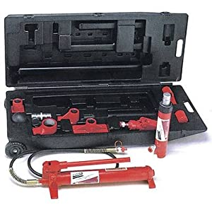 BlackhawkTM By Proto® 10 Ton Porto Power Kit (BHKB65115) Category: Hydraulic Tool Parts and Accessories