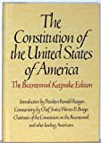 Constitution of the United States of America (Bicentennial Keepsake Edition) (0553052020) by Byron Preiss