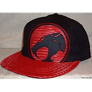 Thundercats Series on Amazon Com  Thundercats Tv Series Adult Embroidered Logo Cap Hat