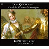 Dom Quichotte: Cantates And Co