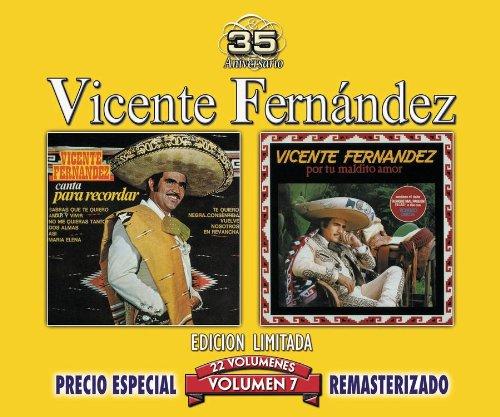 Vicente Fernandez - 07 Aunque Mal Paguen Ellas Lyrics - Zortam Music