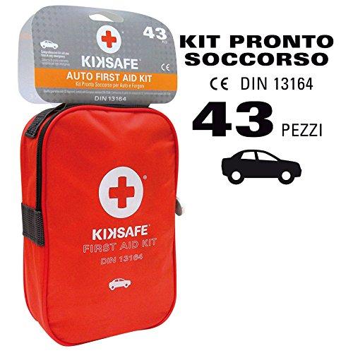 Emergenza-veicolo-Cassetta-Pronto-Soccorso-Per-auto-e-furgoni-DIN-13164