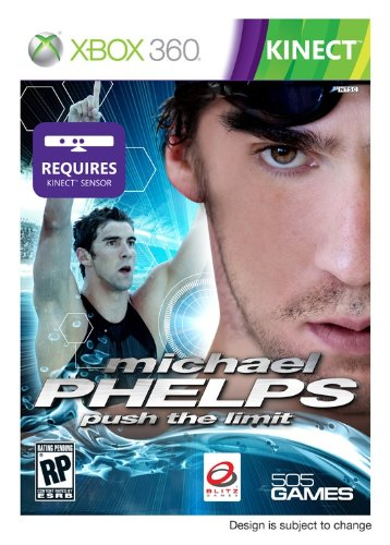 Michael Phelps: Push the Limit - 1