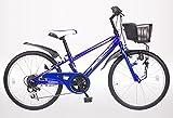 21Technology 22インチ マウンテンバイク kd226 6段ギア付き ランキングお取り寄せ