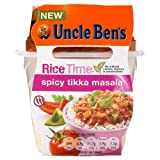 Uncle Ben's Rice Time Spicy Tikka Masala 3x300g