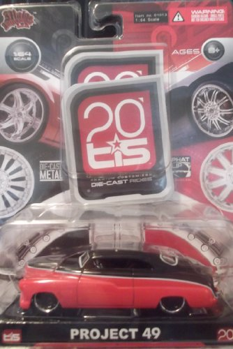 20 TIS Malibu International Die-Cast 1:64 Project 49