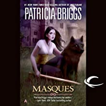 Masques: Aralorn, Book 1 Audiobook by Patricia Briggs Narrated by Katherine Kellgren, Patricia Briggs