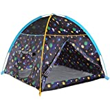 Pacific Play Tents 41200 Galaxy Dome Tent w/Glow in the Dark Stars Toy