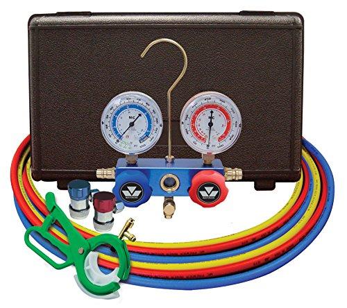 r410a manifold gauge set manual