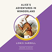 Alice's Adventures in Wonderland Audiobook by Lewis Carroll Narrated by Michael Page