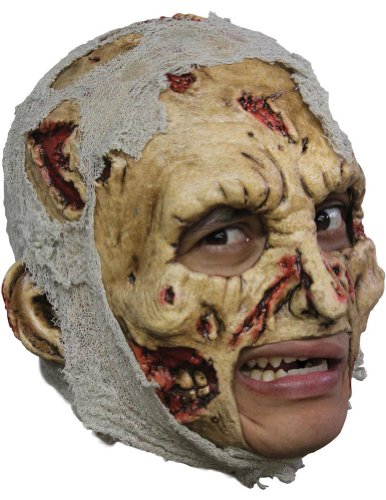 Zombie Deluxe Chinless Adult Mask