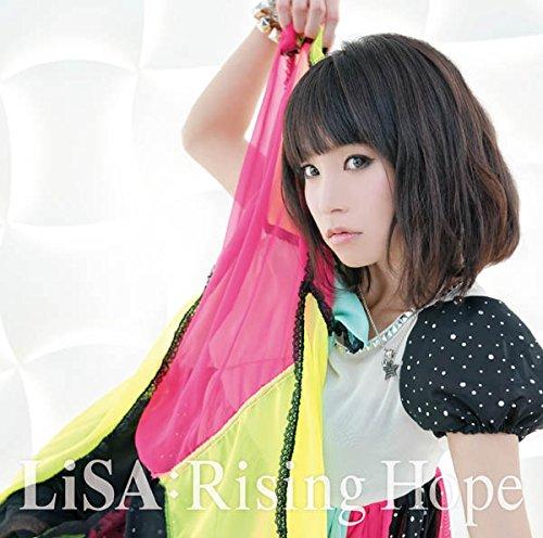 LiSAが曲に込めた思い…5thシングル『Rising hope』を徹底解説