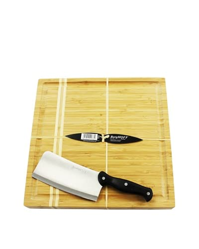 BergHOFF Studio 2-Piece Chop Set, Natural