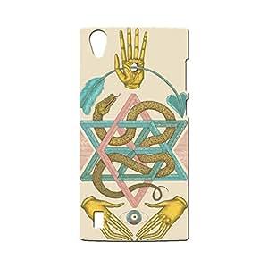 BLUEDIO Designer Printed Back case cover for VIVO Y15 / Y15S - G2735