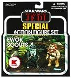 "Hasbro The Vintage Collection Star Wars ""Endor Ewok Scouts"" Set mit Wunka & Warrick"