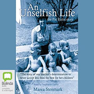 An Unselfish Life Audiobook