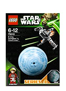 Lego Star Wars B-wing Starfighter & Endor 75010
