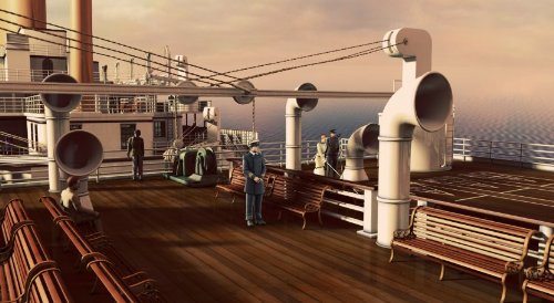 Wii] Hidden Mysteries Titanic: Secrets of the Fateful Voyage [PAL