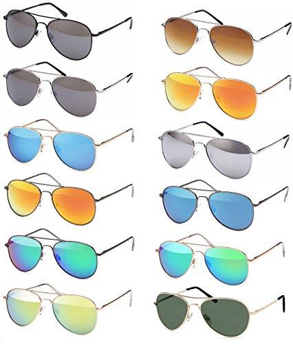 pilotenbrille-sonnenbrille-70er-jahre-herren-damen-sunglasses-fliegerbrille-verspiegelt-silver