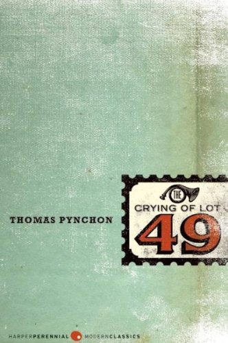 The Crying of Lot 49 (Perennial Fiction Library) The...