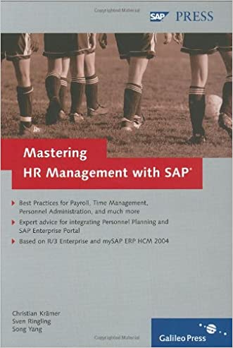 Mastering HR Management with SAP: The complete guide to SAP HR