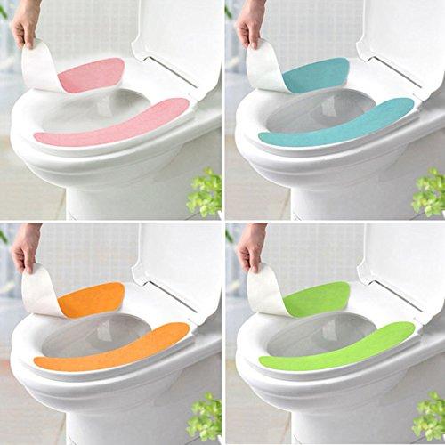 huntgold-1-paar-weiche-bequeme-waschbar-badezimmer-wc-sitz-cover-mat-deckel-closestuch-grun