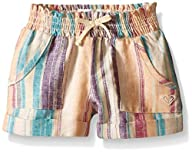 Roxy Baby-Girls Beach Stripe Short, B…